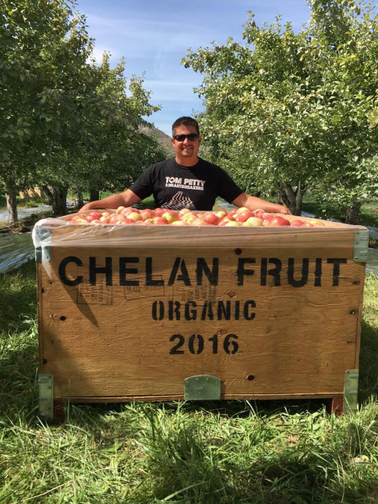 Grower Interview Allen Godwin Chelan Fresh