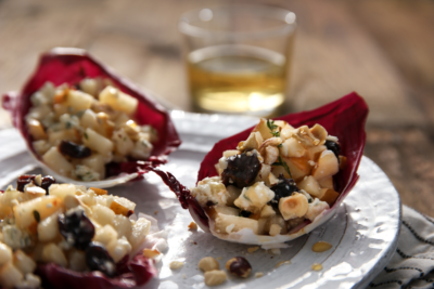 Bosc Blue Cheese Cups
