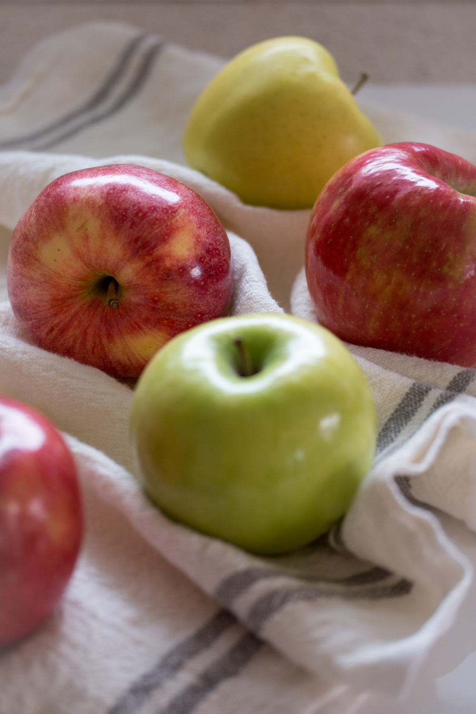 Oaty Apple Crisp