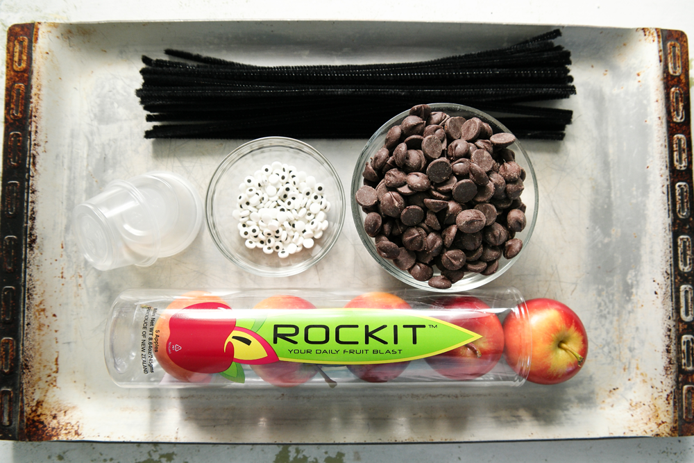 Rockit Apple Spiders