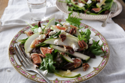 Pear Fig Salad