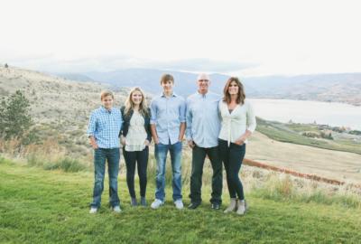 Steve Stamps Family