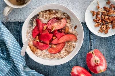 Lucy™ Apples Multigrain Porridge
