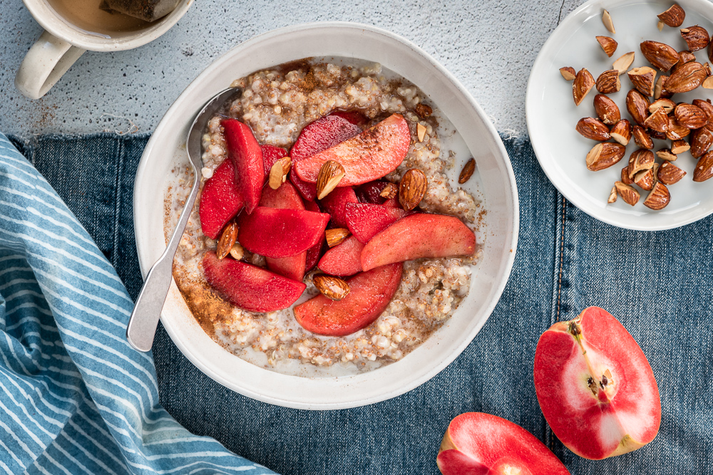 Lucy™ Apples Multigrain Porridge