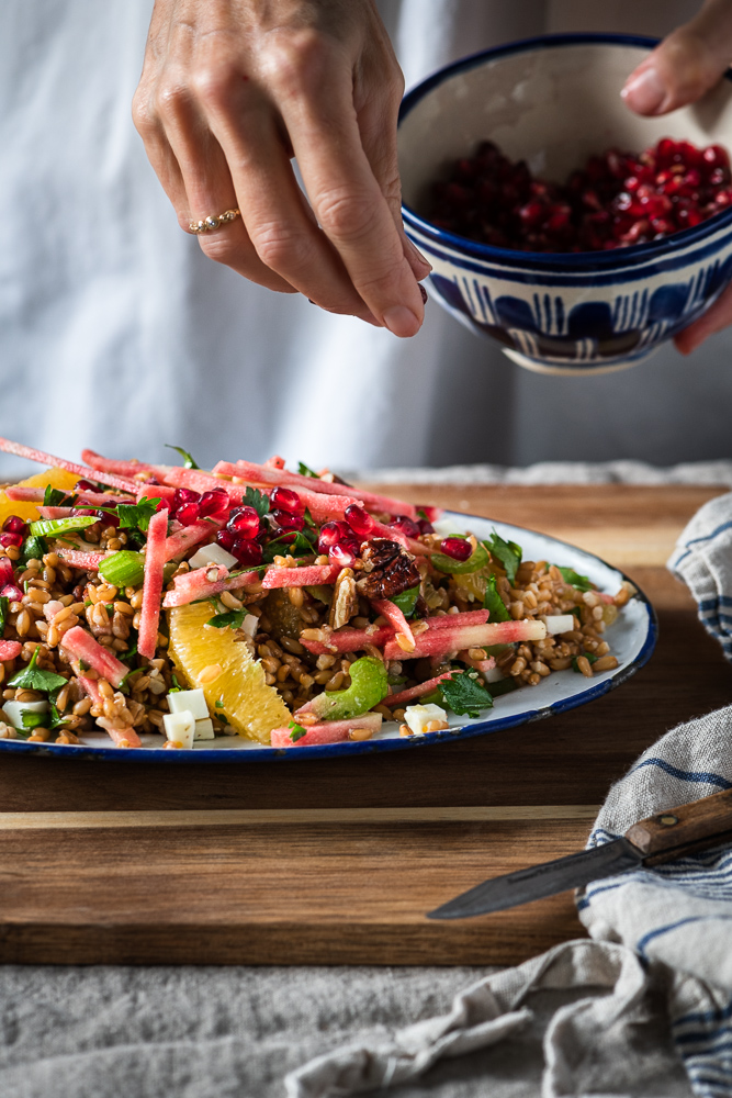 Lucy™ Glo salad recipe